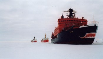 China's new icebreaker project is nuclear double trouble for the United States