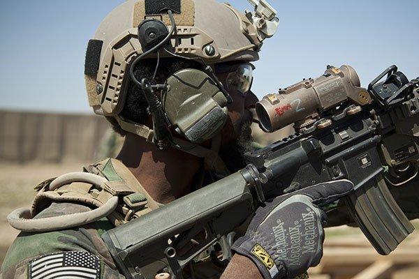 Marine MARSOC Critical Skills Operator (CSO) selection outline