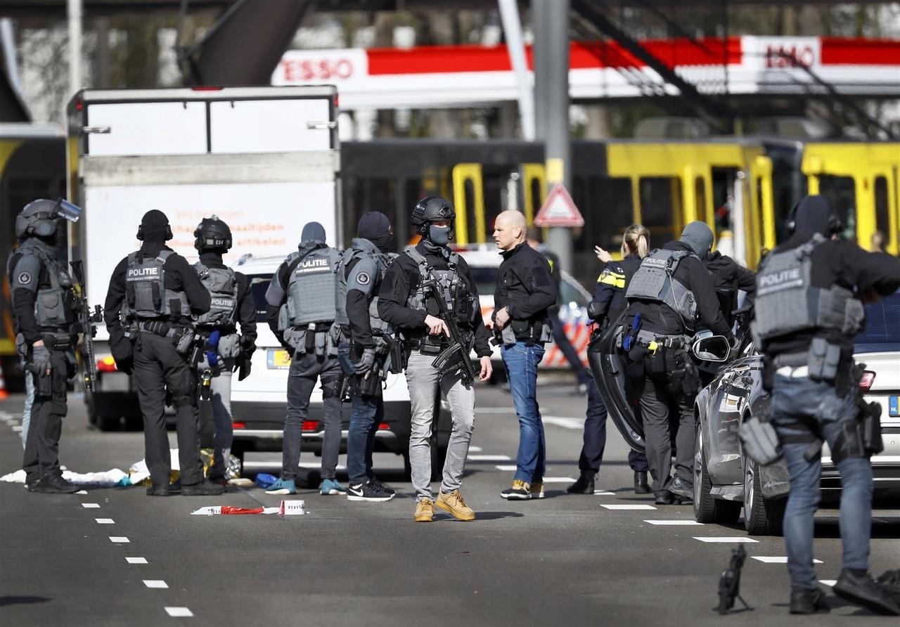 Breaking: Possible terror attack in Utrecht, Netherlands