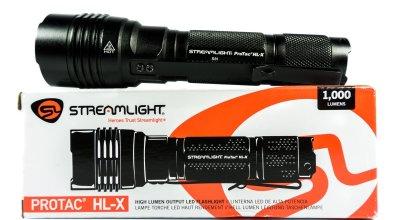 Streamlight ProTac HL-X | A 1,000 lumen EDC flashlight
