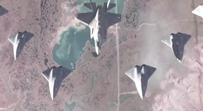 The Skyborg Program: The Air Force's new plan to give fighter pilots drone sidekicks