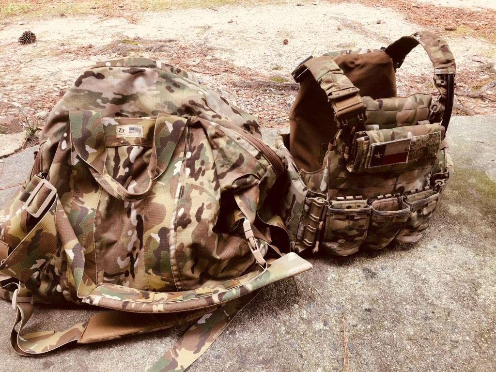 The T3 Gen 2 Kit Bag: A weatherproof kit bag for any operation