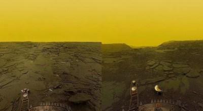 Soviet space successes: the Venus lander the world forgot about