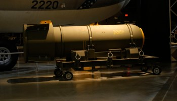 Reclassified: The US is no longer disclosing the size of its nuclear stockpile