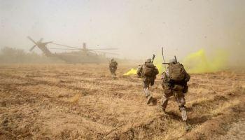 Three US Marines killed by Taliban roadside bomb in Afghanistan