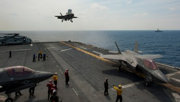 America's secret aircraft carriers: The US can launch F-35s from more ships than you think