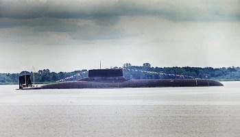 Russia launches Belgorod, the world's longest submarine