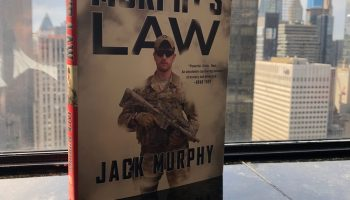 Jack Murphy on Fox & Friends Saturday morning to discuss Murphy's Law: My journey from Ranger and Green Beret to investigative journalist