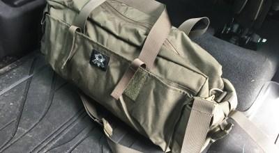 Sneak peek at the Grey Ghost Gear RRS Transport Bag
