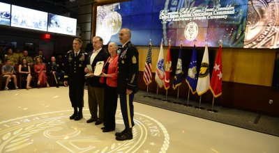Photo of the Day, SOCOM Inducts Four Into Commando Hall of Honor