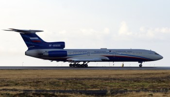 Russia flew a spy plane over Area 51 last week