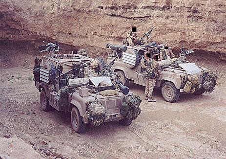 Breaking down the British eliteforces: The Pathfinder Platoon