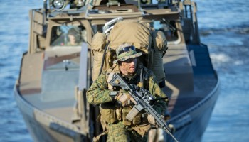 How Recon Marines prepare for a conflict with Russia