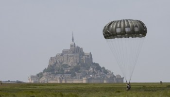 The Pic of the Day: US Commandos commemorate D-Day