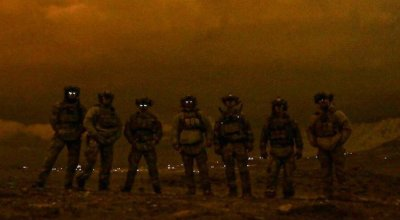 Army recognizes top ten operators from across its special operations community