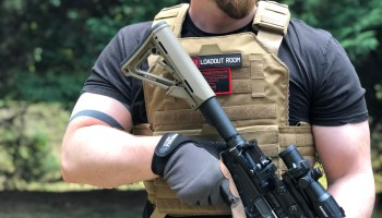A plate carrier for the big boys: AR500's Testudo Gen 2 is a good pick for large frames