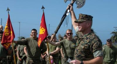 (Marine Corps photo by Lance Cpl. Ana Madrigal)