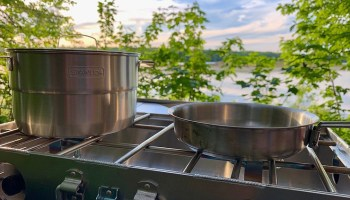 Stanley Adventure Base Camp Cook Set | For the adventurous epicurean