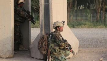 Afghan commando unit suffers 25 killed in clashes near Turkmenistan border