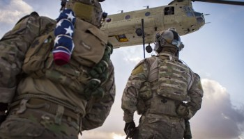 Air Force Special Operations Command gets a new chief