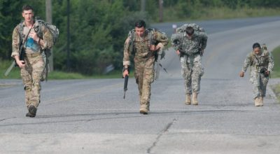 More rucking tips from a Green Beret: Revisiting the hills with a 45-lb ruck