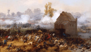 The Battle for New York City, 1776: Battle of Long Island and Brooklyn