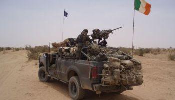 Irish Tier 1 SOF unit deploys to Mali