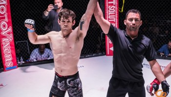Cage fighting and special operations: MMA fighter and Combat Controller speaks out