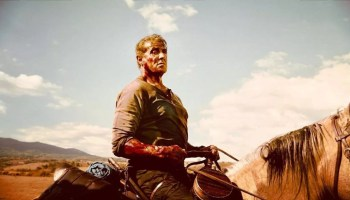 Rambo is back, and the trailer is exactly what you'd expect