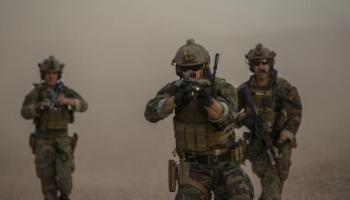Did friendly fire really kill a Marine Raider in Iraq?