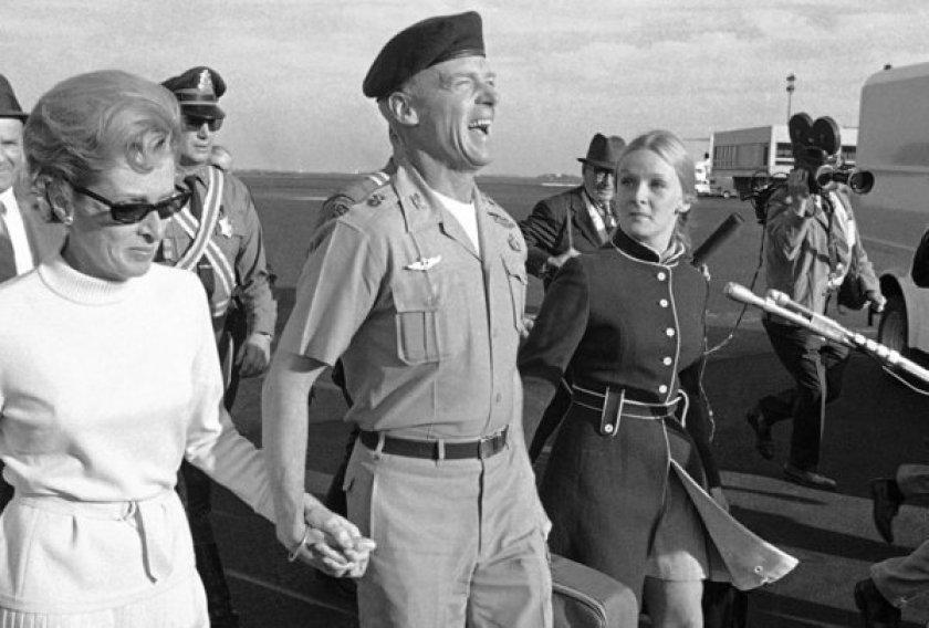 Colonel Robert Rheault