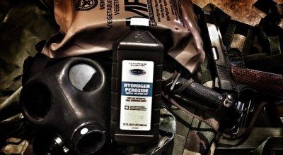 My disaster preparedness secret weapon: Hydrogen Peroxide