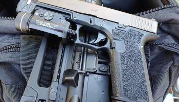 The Polymer80 PF940V2 Ghost Gun kit
