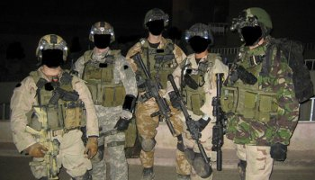 When the SAS defied their government to rescue their own (Part One)