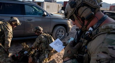 (U.S. Army photo by Sgt. Steven Lewis)