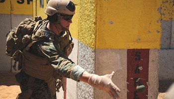 The Marine Corps is looking into 'stackable' CQB grenades that could take down small buildings