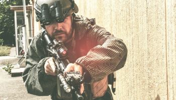 Tactical scenarios: CQB in compressed environments
