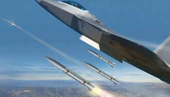 Raytheon found a way to double the F-35's firepower
