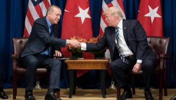 Trump lifts sanctions on Turkey as he declares 'permanent' ceasefire with the Kurds