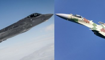 Turkey is getting Su-35s instead of F-35s, but how do the two fighters stack up?