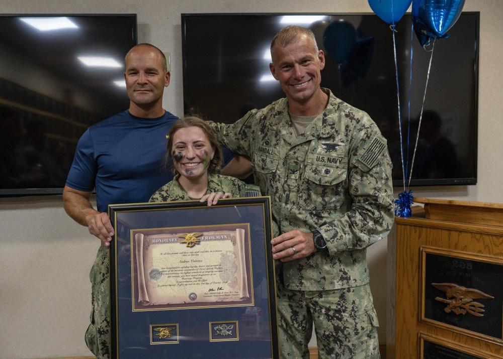 A seal meet navy Elite Meet