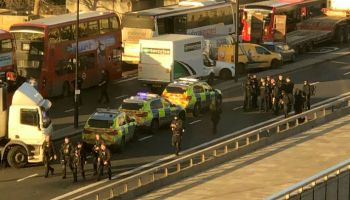 Breaking: Terrorist attack in London, 2 dead, suspect killed by police