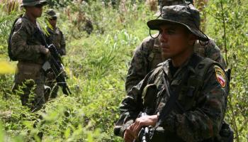 Another senior Guatemalan officer indicted for genocide