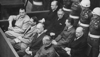 November 20, 1945: Nuremberg Trials, Nazi war criminals go on trial