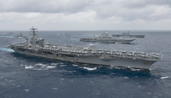 The Navy has a carrier problem... and they think the Marines may know how to fix it