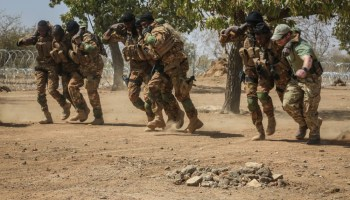 Brothers in arms: SOCOM recognizes fallen Nigerien soldiers