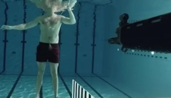 SOCOM is testing a round that can shoot straight underwater