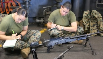 Op-ed: A Marine's thoughts about women in Special Operations and close-combat roles, the good and the bad
