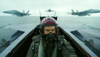 What's the deal with Maverick in Top Gun 2?