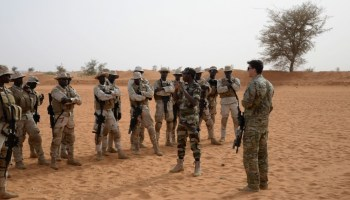 Deadly attack on Niger military base leaves at least 73 dead